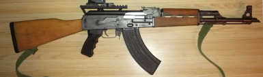 AK-47 Reload Sounds For The Handmade Rifle (AK-47)