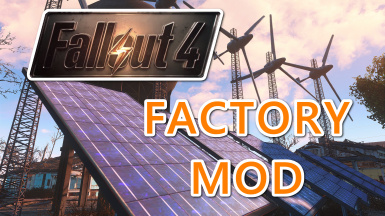 Factory Mod - Unfinished Open Source Modder's Resource