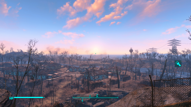 001 Vanilla Game 7am Commonwealth Clear   Color Lighting differences between versions