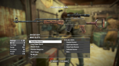 fallout 4 handmade rifle mod handmade rifle renamed at fallout 4 nexus mods and community 6309
