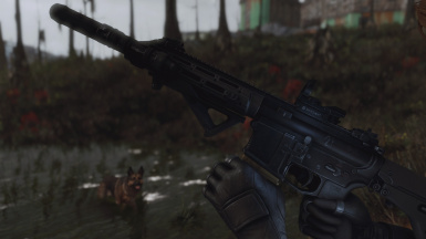 A must have weapon mod, insane details