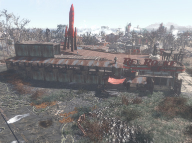 Red Rocket Clubhouse 01