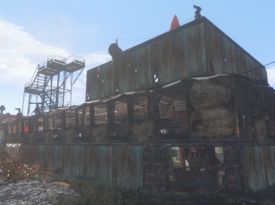 Red Rocket Clubhouse 15