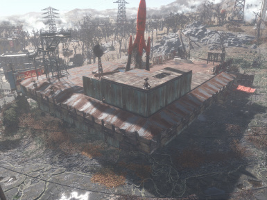 Red Rocket Clubhouse 18