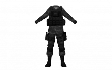 Night Ops Tac Vest