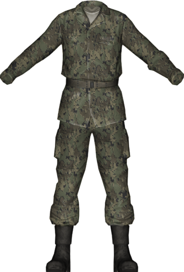 Custom Fatigues