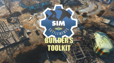 Sim Settlements - Builder's Toolkit