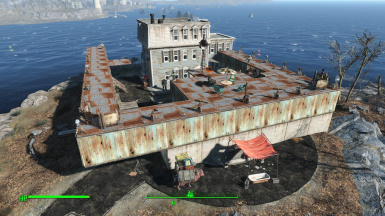 Fort Croup (Vanilla) - Settlement Blueprint