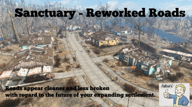Sanctuary - Reworked Roads