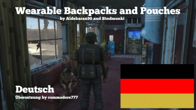 Wearable Backpacks - German