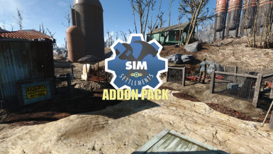 Altairp's Animal Farm - Add-On for Sim Settlements