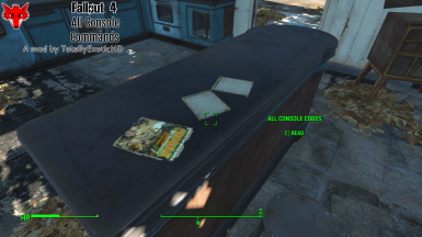 All console commands on one note at fallout 4 nexus mods and community - What consoles will fallout 4 be on ...