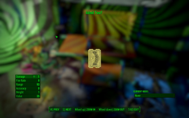 Beverageer's Stash - Stupid Weapons Under Bradberton at Fallout 4