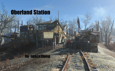Oberland Station (Vanilla-DLCs) by space2jump