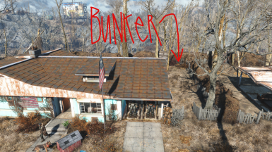 Bunker location