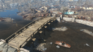 Fixored bridge