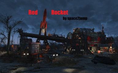 Red Rocket (Vanilla-DLCs) by space2jump