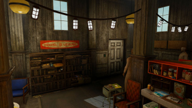 The Overboss Hideaway Player Home (Nuka World)
