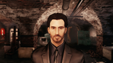 John Wick - A LooksMenu Preset at Fallout 4 Nexus - Mods and