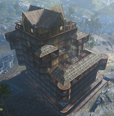Zimonja now a real outpost blueprint.
