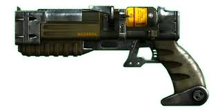 Laser Pistol Sound Replacement mod with Aku's E x t r a T h i c c s