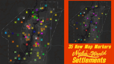 Fo4 Nuka World Map.Nuka World Settlements Nuka Park Settlements Plus At Fallout 4