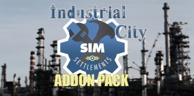Industrial City Sim Settlements Add-On