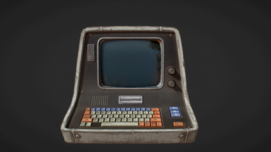 Retextured Terminals - by Ben Ephla
