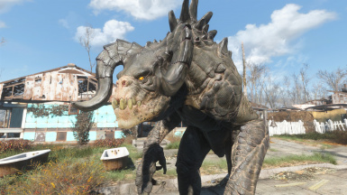 Detailed Deathclaw Skin