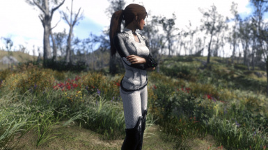Miranda Outfit - Mass Effect - CBBE - Physics - Bodyslide