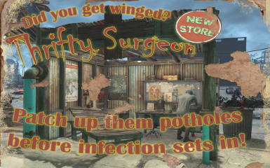 Thrifty Surgeon