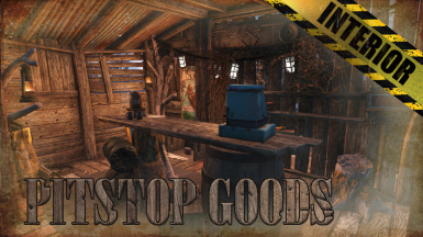 Pit Stop Goods General Store v7.1