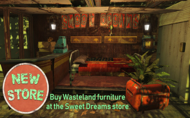 v7.3.0 Sweet Dreams Furniture Store