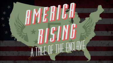 America Rising - A Tale of the Enclave - SPANISH