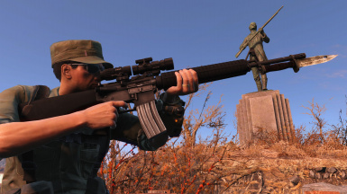 M16 Pack (Formerly M16A3) at Fallout 4 Nexus - Mods and