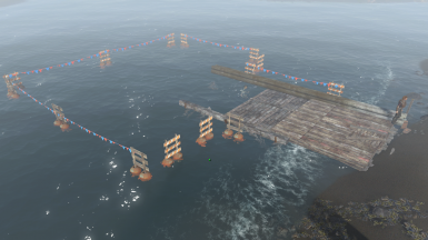 Fish Farm Construction Zone