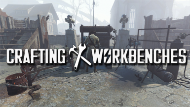 Crafting Workbenches - Craftable Weapons Armor Clothing Ammo Junk
