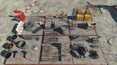 Old World's Containers and Decoration at Fallout 4 Nexus