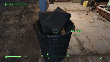 love the trash can
