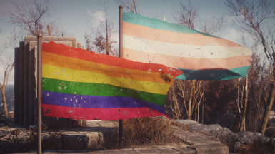 Craftable Pride Flags - Standalone
