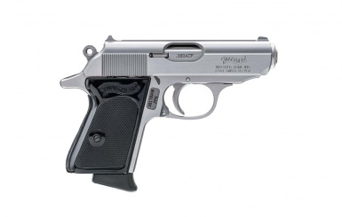 Walther PPK 380 Stainless Right Profile COB