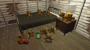 Collectible Teddy Bears