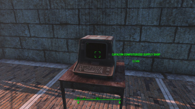 Capazon Computerized Supply Shop - For All Your Settlement Supply Needs