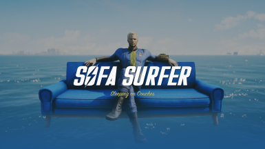 Sofa Surfer - Sleeping on Couches