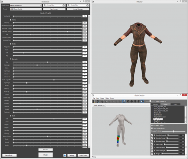 BodySlide and Outfit Studio at Fallout 4 Nexus - Mods and