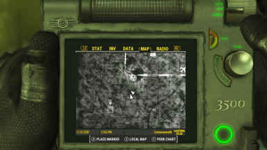Optional Version: Map Marker for APC in Glowing Sea
