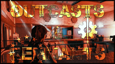 Outcasts and Remnants - Quest Mod Plus - SPANISH