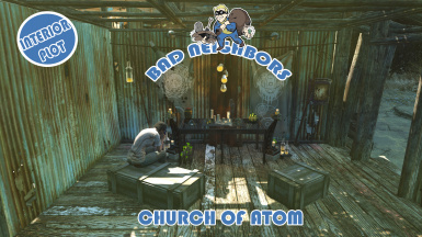 v1.4.0 Church of Atom - Interior Recreational