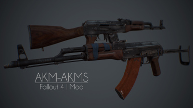 AKM - Assault Rifle