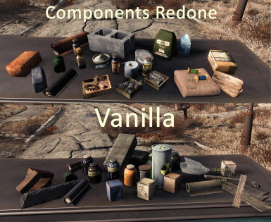 Components Redone 1